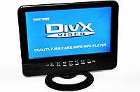 Портативный Телевизор TV 999 D USB SD 9,5 дюймов