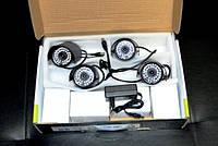 Комплект Видеонаблюдения DVR 3704 AHD