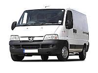 Защита картера двигателя и КПП Пежо Боксер (1994-2006) Peugeot Boxer