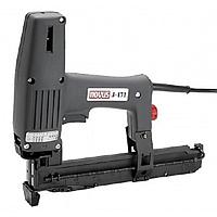 Степлер электрический NOVUS J-171      скоба/скоба широкая/гвоздь (высота скобы макс 30 мм)