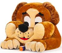 Детское мягкое кресло Собака
