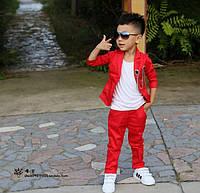 Стильный, яркий костюм для мальчика