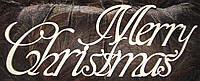 """Слова для фотосессий Новогодние """"Mary Christmas 2"""""""