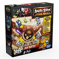 """GAMES Игра Дженга """"Атака Клонов"""" Angry Birds, арт. A4803E24"""