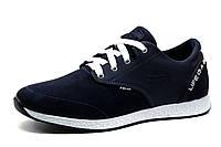 Туфли спортивные мужские Folla Crock, синие, кожа, р. 41 43 44, фото 1