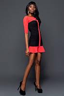 Платье Маркиза из стрейчевого трикотажа