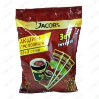 Кофе Якобс Интенс 56 стиков