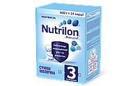 Молочная смесь Нутрилон 3 600г. (Nutrilon) детское молочко