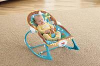 Кресло-качалка 2в1 Fisher Price Y7872 / BMM20