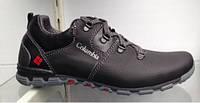 Стильные весенние туфли Columbia (кожа) (Арт.9711)