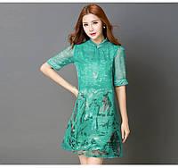 Легкое воздушное платье, 2 цвета