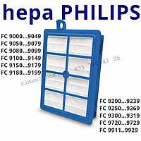 Фильтр нера 13 Philips FC8038/01 для пылесосов Филипс 9071, 9170, 9174, 9176