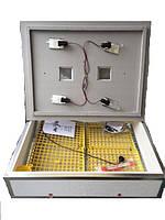 Инкубатор бытовой Наседка на 140 яиц с механическим переворотом и механическим терморегулятором