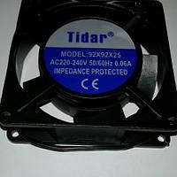 Вентилятор  Tidar RQA 9225-HSL 92*92*25, 220-240 V, 50/60 Г, 0,06А Харьков
