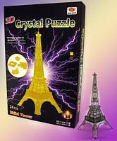 3D пазл Crystal Puzzle Эйфелевая башня