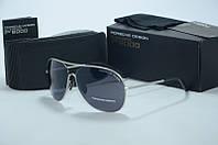 Солнцезащитные очки  Porsche Design с черными линзами