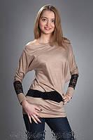 Женская модная туника размеры 42-48