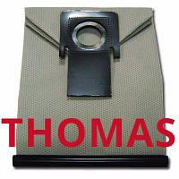 Многоразовый мешок Thomas Twin T1, T2, TT, Genius, Hygiene Aquafilter для пылесосов