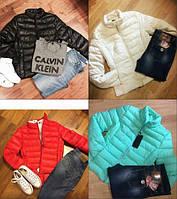 Модная Куртка на Змейке под горло Calvin Klein - Кельвин Кляйн!