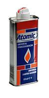 Бензин Atomik (Атомик) для зажигалок 125 мл Германия