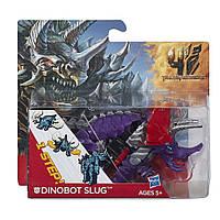 Игрушка трансформер динозавр Слаг - SLUG /TF4/1-Step/Hasbro