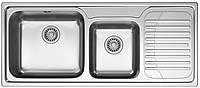 Кухонная мойка Franke GAX 621 (правое крыло) (полированная)