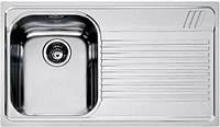 Кухонная мойка Franke AMТ 611-86 (правое крыло) (микродекор)