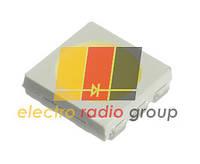 Светодиод SMD 5060 белый теплый 20-23Lm AF-5060H415W-3-S1-TL
