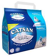 Гигиенический наполнитель для котов Сatsan Hygiene plus, 10 л (5 кг)