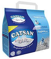 Гигиенический наполнитель для котов Сatsan Hygiene, 5 л (2,5 кг)