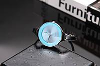 Часы женские Calvin Klein, цвет голубой (копия)