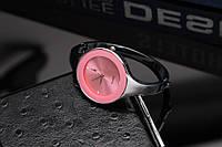Часы женские Calvin Klein, цвет розовый (копия)