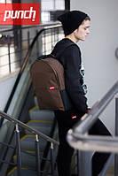 Коричневый рюкзак PUNCH Crypt, Chocolate