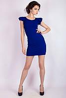 Однотонное молодежное платье №55(3)