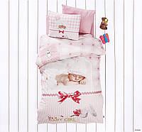 Постельное белье в кроватку для новорожденных Турция хлопок 100%