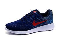 Кроссовки унисекс Nike Free Flyknit, синие, р. 36 37 39, фото 1