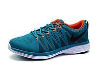 Кроссовки унисекс  Nike Free Flyknit, зеленые, р. 37 38, фото 1
