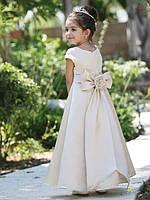 Выпускное длинное платье на девочку 2-13 лет