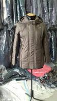 Женская демисезонная куртка АВРОРА новая коллекция 2016 года NUI VERY