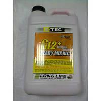 Антифриз E-TEC Glycsol XLC G12+ червоний готовий 4л пластикова каністра