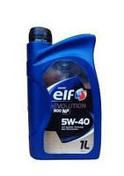 Олива ELF EVOLUTION 900 NF 5w40 1л