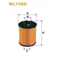Фільтр масла WIX WL7408