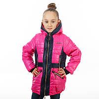 """Детская куртка на весну для девочки """"Бетти"""" оптом и в розницу"""