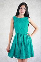 Весенне-летнее платье из батиста для повседневного гардероба