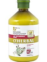 Бальзам-кондиционер O'Herbal для окрашенных волос 500 мл. (арт. 5901845500524)