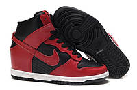 Сникерсы Nike Sneakers Dunk Sky, кроссовки на танкетке найк