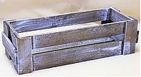 Ящик деревянный балконный малый