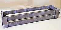 Ящик деревянный балконный средний