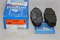 """Колодки тормозные передние Ланос 1.5 Сенс Матиз Lanos Sens Matiz 13"""" ATE 13.0460-5996.2\96273708"""