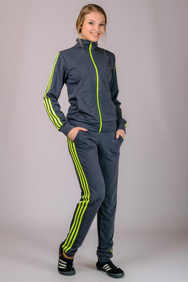 Спортивный хороший костюм женский купить